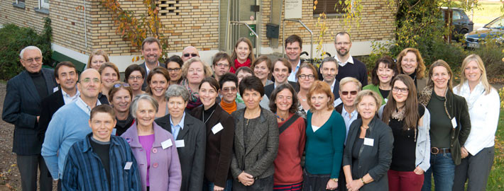 The members of the EU-funded PanCareLIFE consortium.